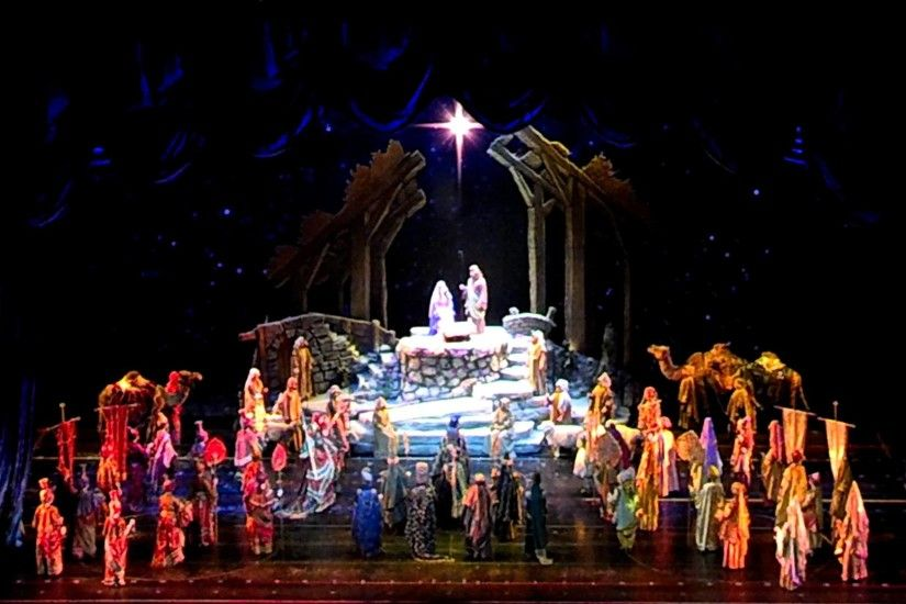 The Nativity- Radio City Christmas Spectacular