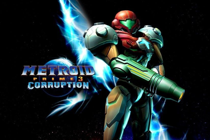 Video Game - Metroid Prime 3: Corruption Wallpaper