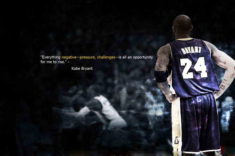 Kobe Bryant Wallpapers HD Background.