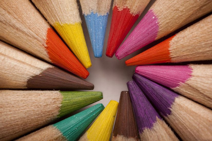 Color Pencil Wallpapers (43 Wallpapers)