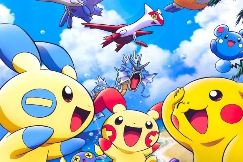 download pokemon background 1920x1080 desktop
