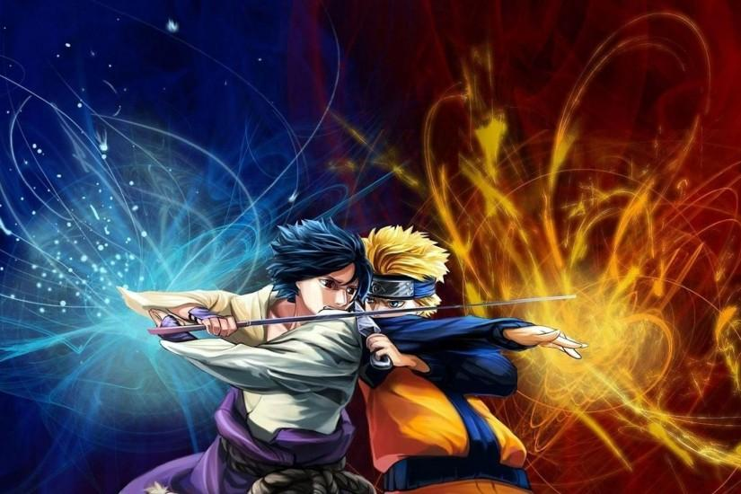 Uchiha Sasuke Naruto: Shippuden Uzumaki Naruto wallpaper background .