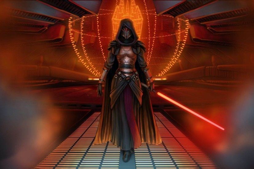 ... wallpapers swtor; artwork darth malak revan knights of the old republic  star wars ...