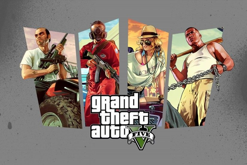 ... GTA V ps4 wallpapers 5 ...