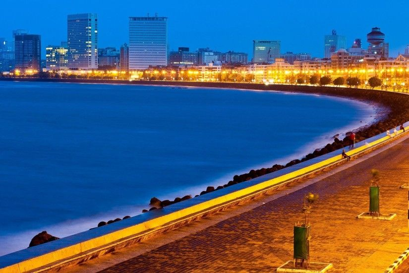... wallpaper 13 Marine Drive ...