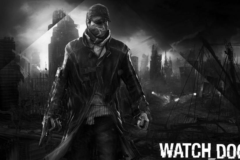 Jover-Design 5 3 WATCH DOGS WALLPAPER 1920X1080 by MateuszKawka