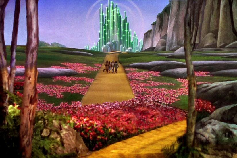 File Name: Wizard Of Oz Wallpaper