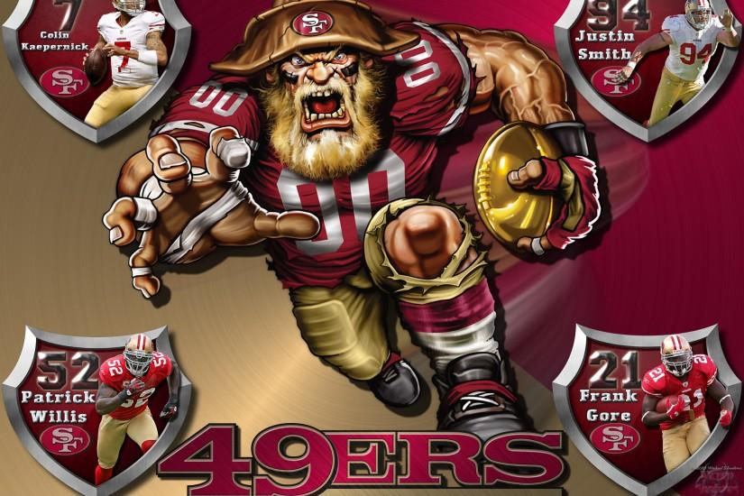 popular 49ers wallpaper 2047x1708
