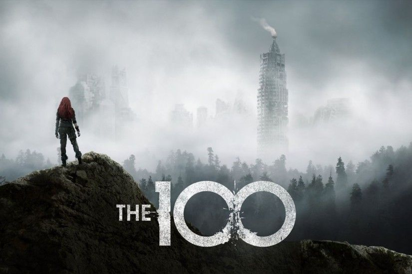 The 100 HD Background