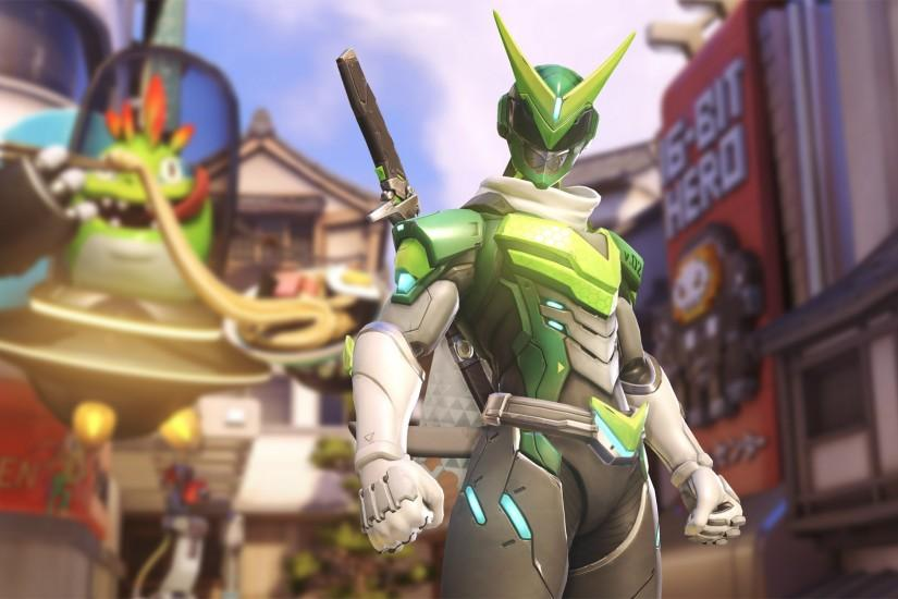 popular genji wallpaper 1920x1080 for lockscreen