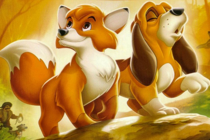 The Fox And The Hound HD Wallpapers (High Quality) ...