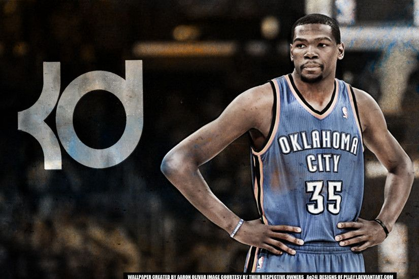 KD Kevin Durant Background.