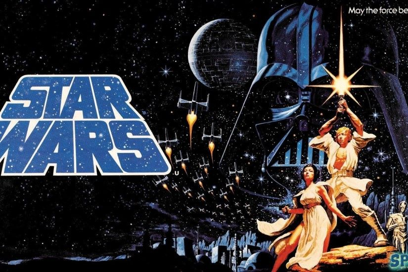 ... Largest Collection of Star Wars Wallpapers For Free Download ...