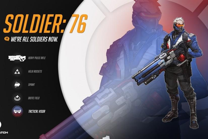 download soldier 76 wallpaper 1920x1080 for iphone 7