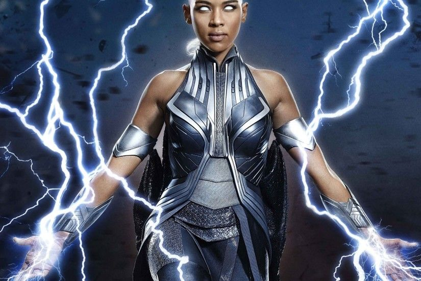 X-Men Apocalypse: Storm - Tap to see more of the X-Men Apocalypse Wallpapers  as well as many more other awesome movies & games wallpaper!