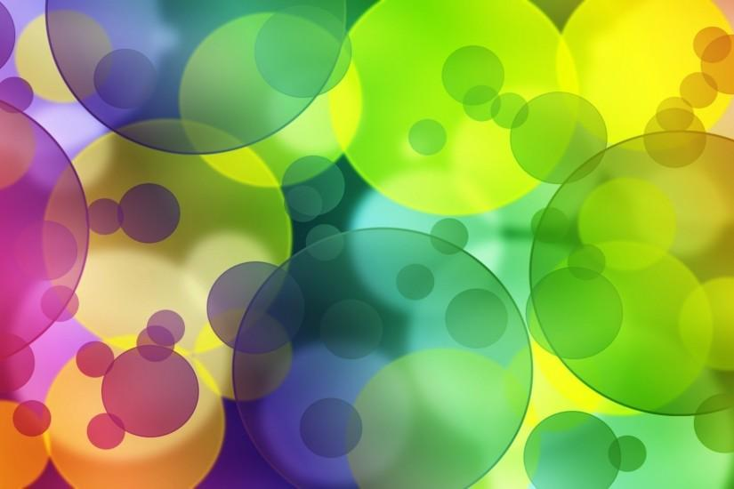 free bubble background 1920x1080 tablet