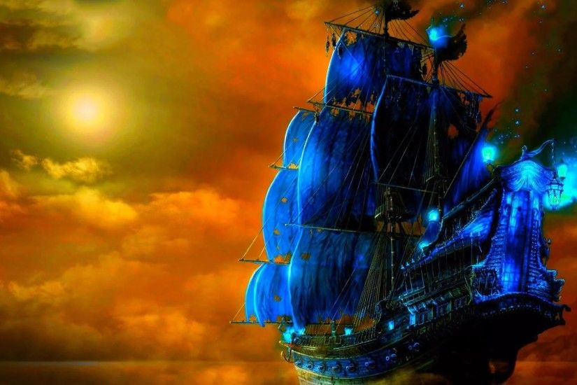 ghost ship wallpaper images - photo #10