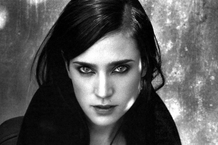 Download Jennifer Connelly Sad Photoshoot Wallpaper