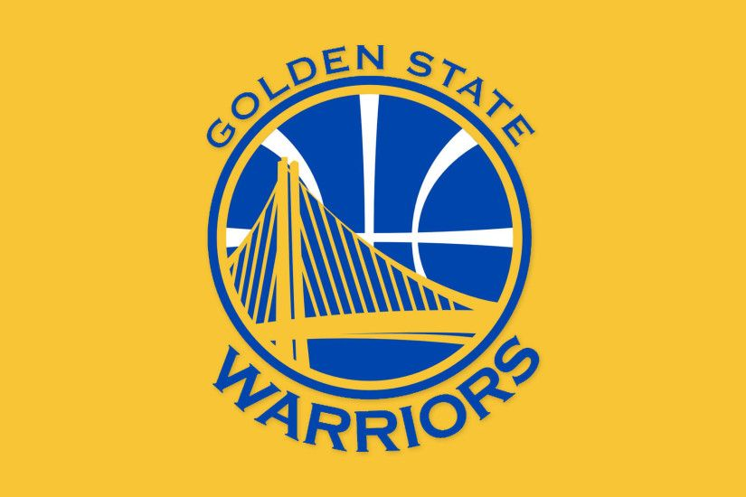 Golden State Warriors Logo Wallpaper.
