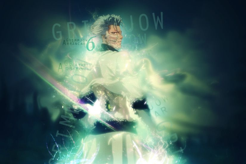 Bleach - Grimmjow by hysterian Bleach - Grimmjow by hysterian