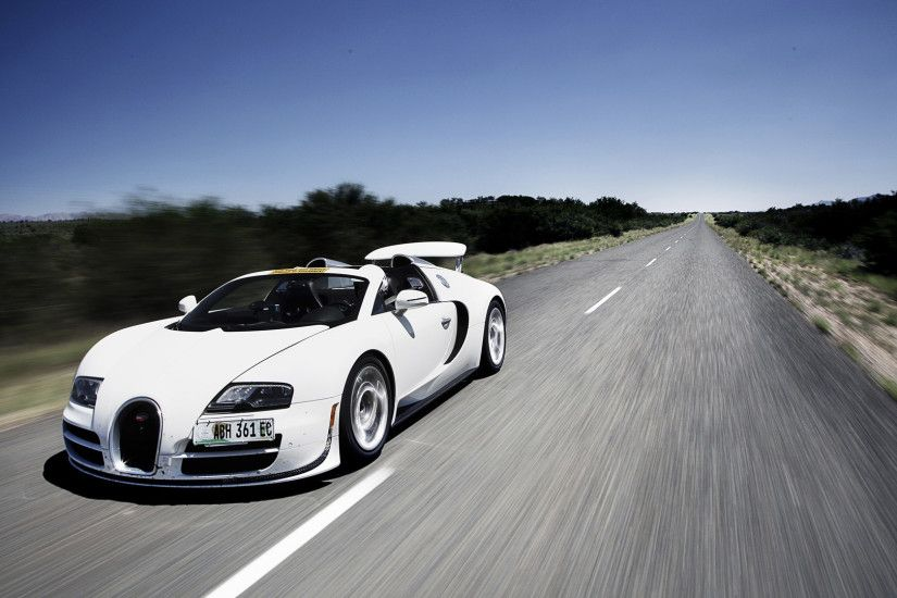 Bugatti Veyron Supersport [1920x1080] ...