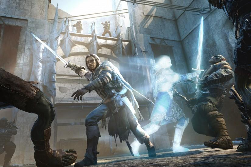 4K HD Wallpaper 2: Middle-earth: Shadow of Mordor
