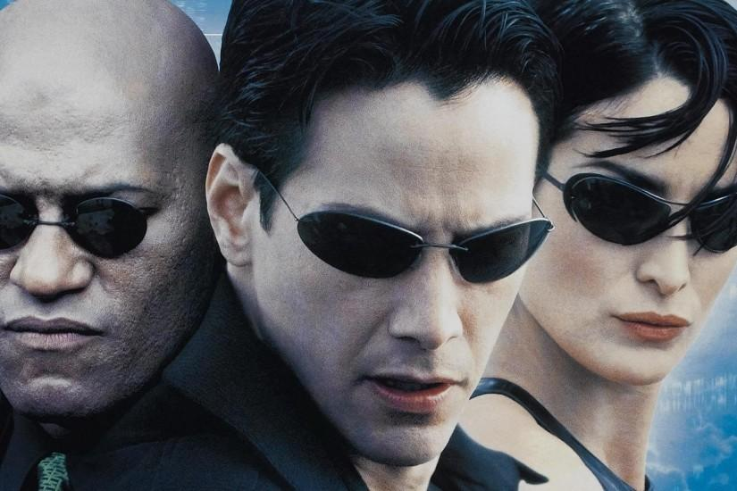 Morpheus Neo And Trinity - The Matrix Wallpaper ...
