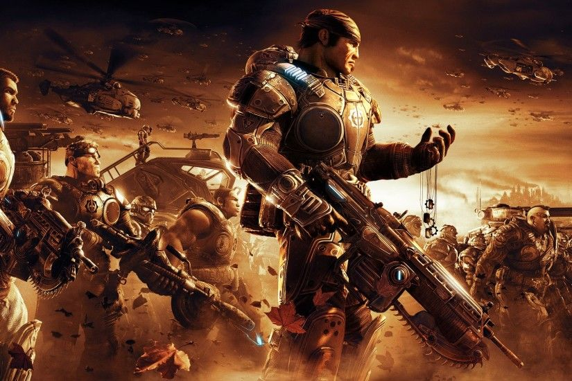 "HD Awesome ""Gears of War 3"" Desktop wallpaper [1920x1080] ..."