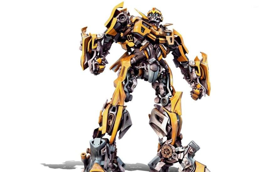 Bumblebee - Transformers [5] wallpaper - Movie wallpapers - #34365