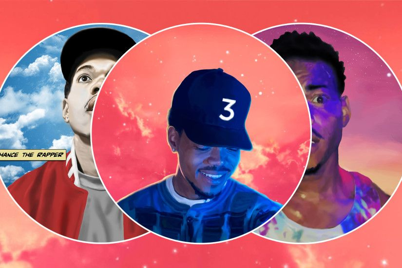 Some Chance The Rapper desktop wallpapers I just made! : ChanceTheRapper