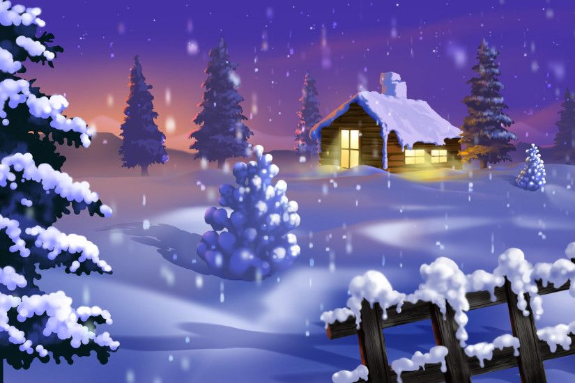 Christmas Winter Wallpapers | Free Christmas Winter Wallpapers .
