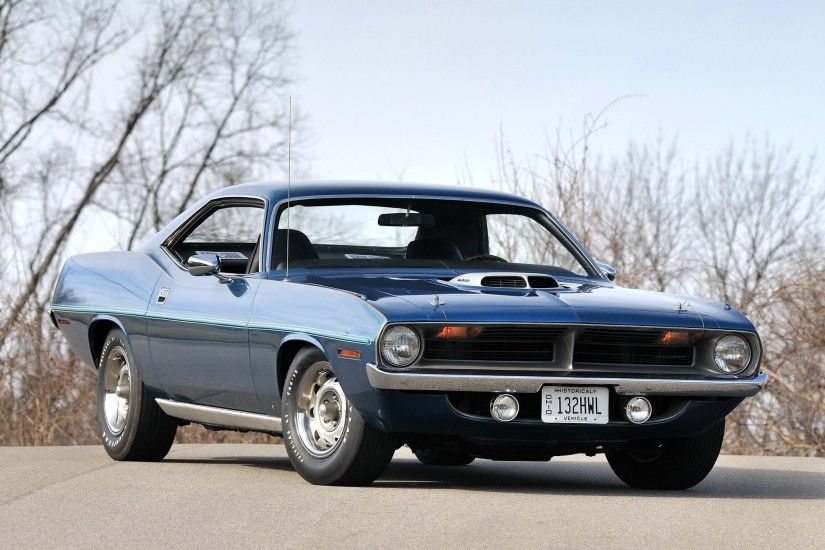 ... 62 Plymouth Barracuda HD Wallpapers | Backgrounds - Wallpaper Abyss ...