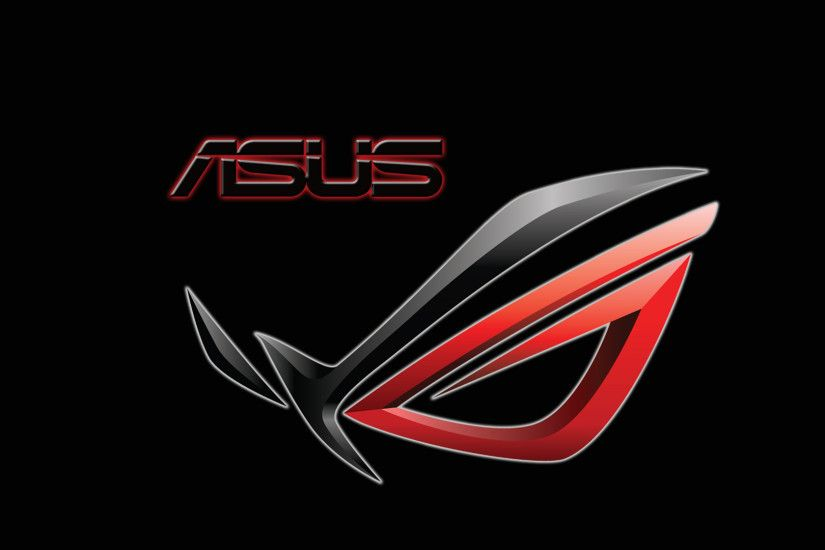 Red Black Abstract Asus HD Wallpapers