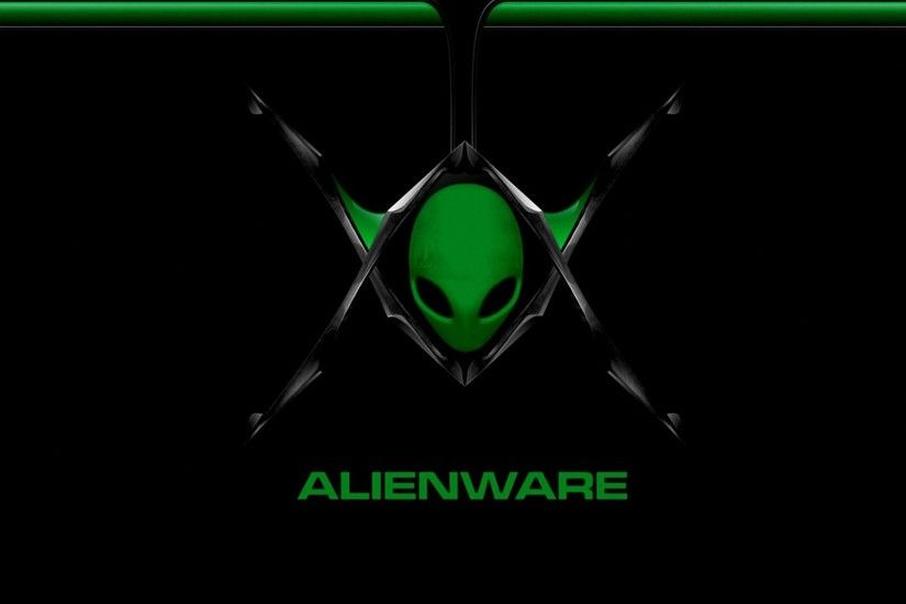 green alien face HD backgrounds - desktop wallpapers