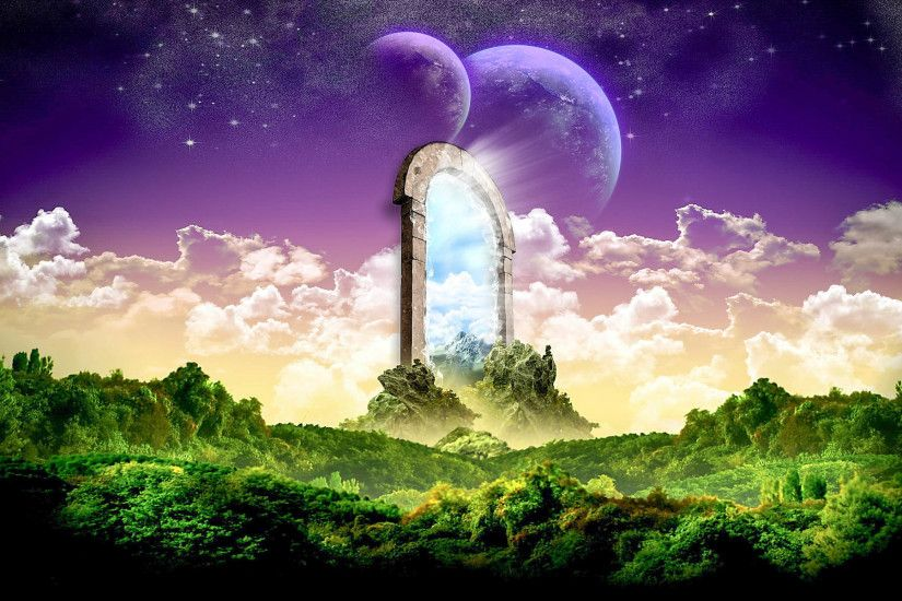 159 A Dreamy World HD Wallpapers | Backgrounds - Wallpaper Abyss ...