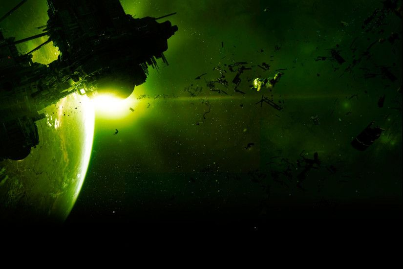 Alien Isolation Wallpaper High Resolution