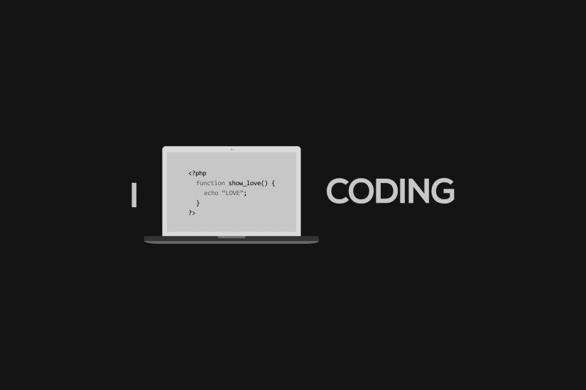 Programming HD Wallpapers for Desktop