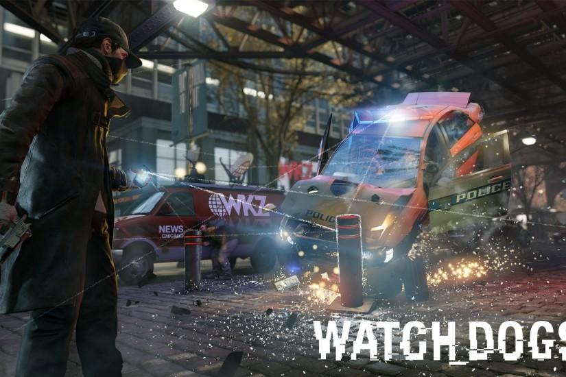 HD Wallpaper 4: Watch Dogs