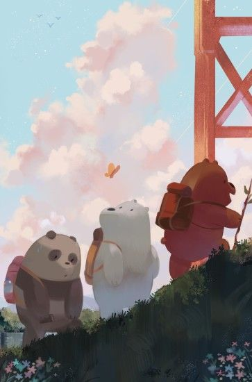We bare bears wallpapers wallpapertag - We bare bears background ...
