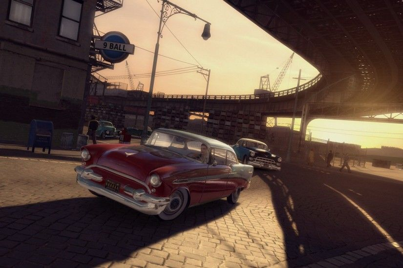 mafia ii desktop nexus wallpaper, 387 kB - Ormond Fletcher