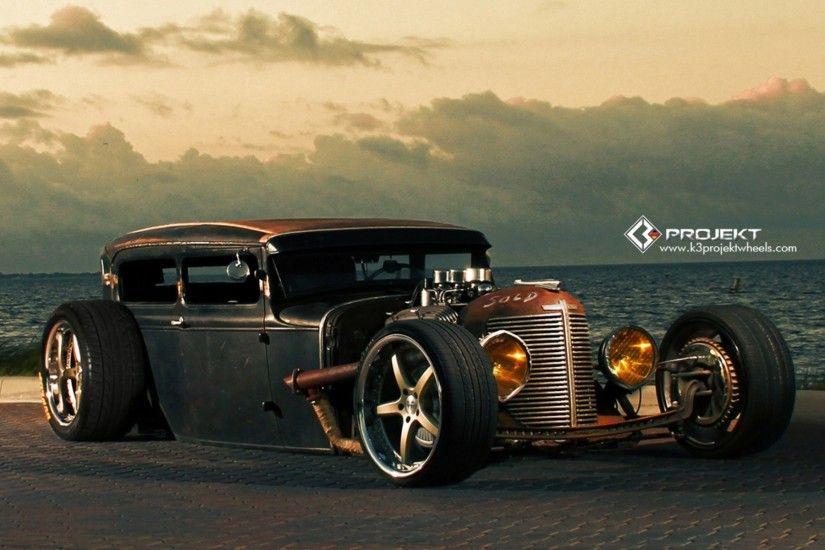 Rat Rod Wallpaper 21 - 1921 X 1200