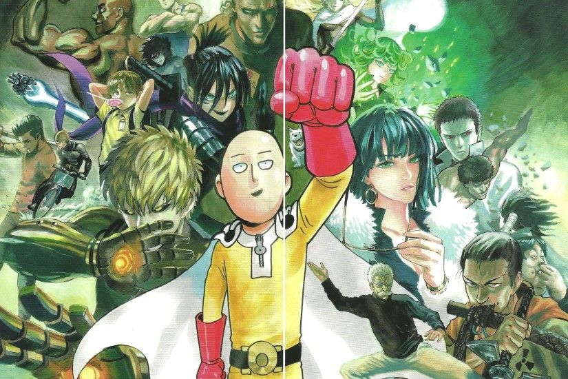 One Punch Man Wallpaper by corphish2 One Punch Man Wallpaper by corphish2