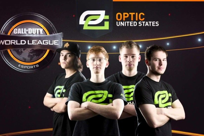 OpTic Gaming And Team EnVyUs In Call Of Duty World League Week 9 .