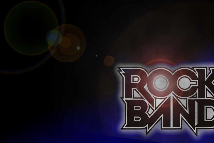 Rock Band 1080p Wallpaper by jbarnes85 Rock Band 1080p Wallpaper by  jbarnes85
