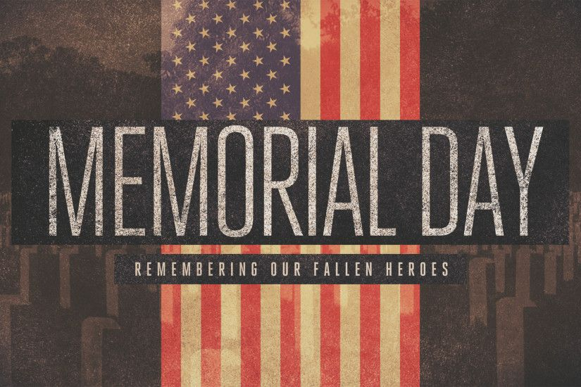 High Quality Picture Memorial Day Background