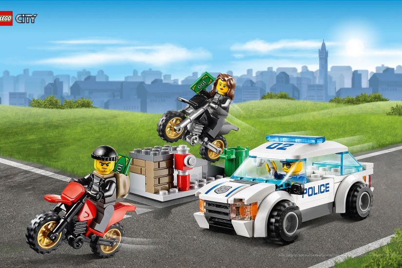... Lego City Wallpapers Collection (27 ) ...