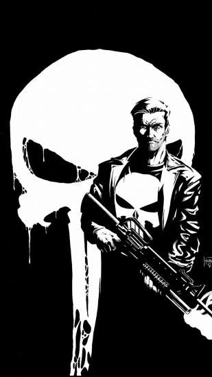 Comics The Punisher. Wallpaper 601578