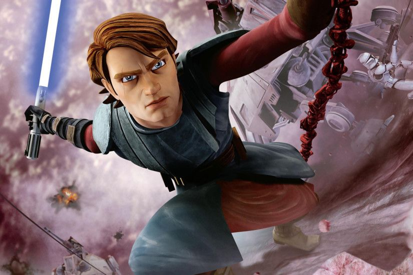 ... star wars the clone wars anakin 01 ...