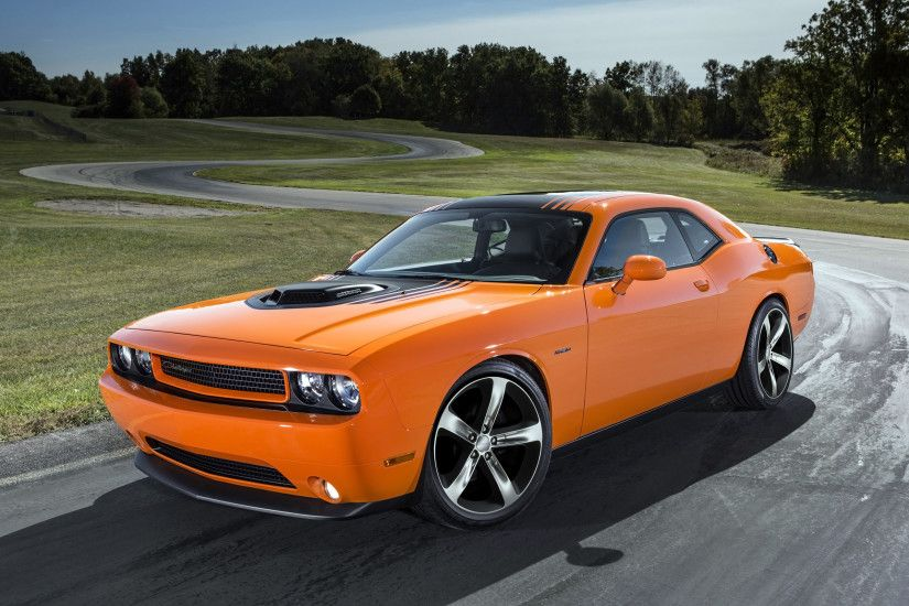 2014 Dodge Challenger SRT8 Wallpaper - WallpaperSafari