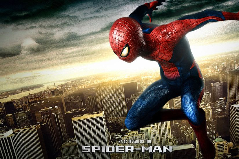 The Amazing Spider Man 2012 Movie Wallpapers